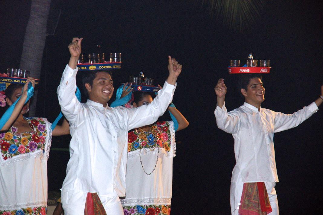 Puerta Vallarta Dancers