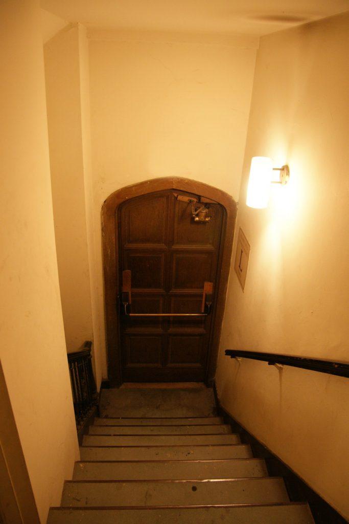 A door to…?