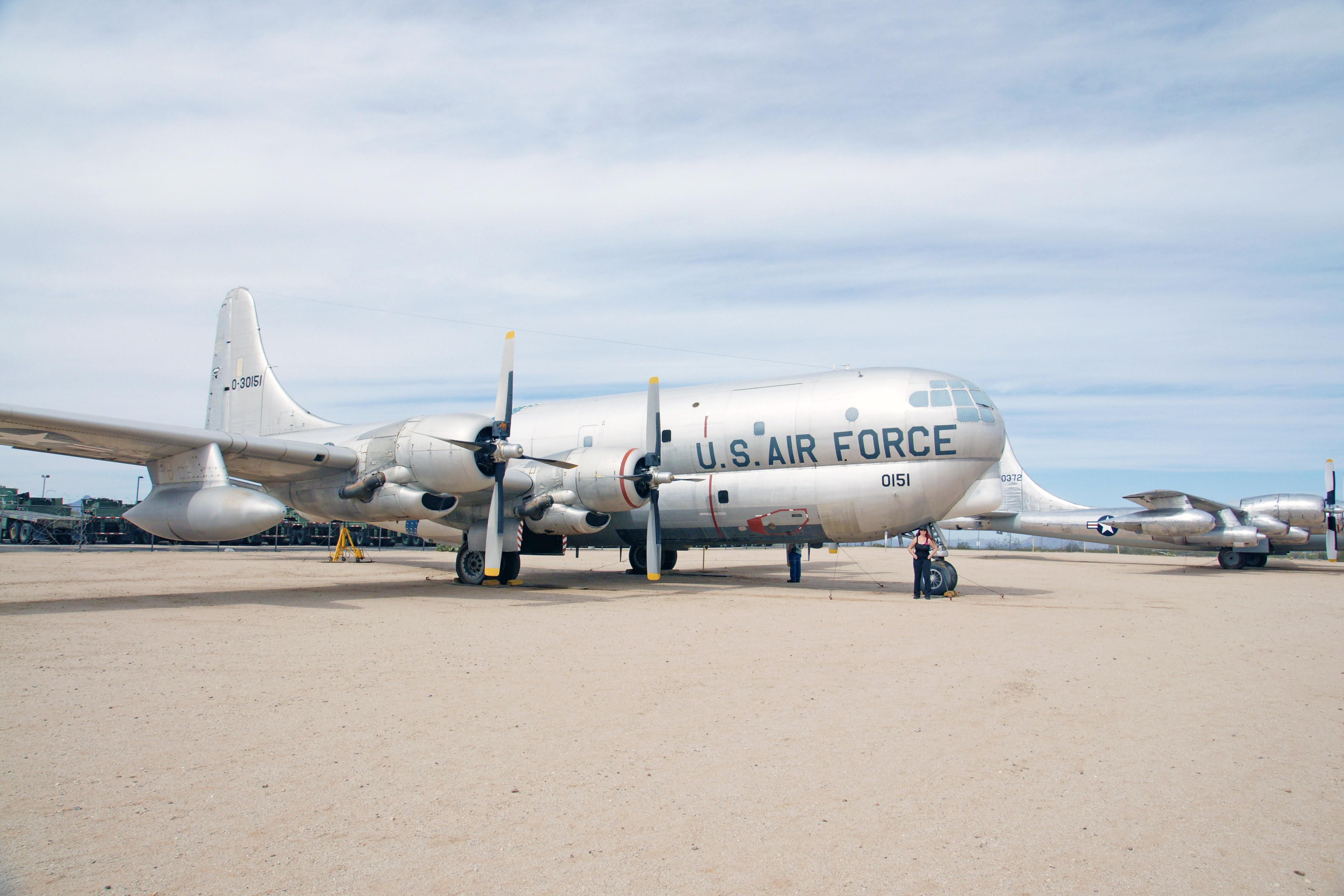 Boeing KC-97G Stratofreighter