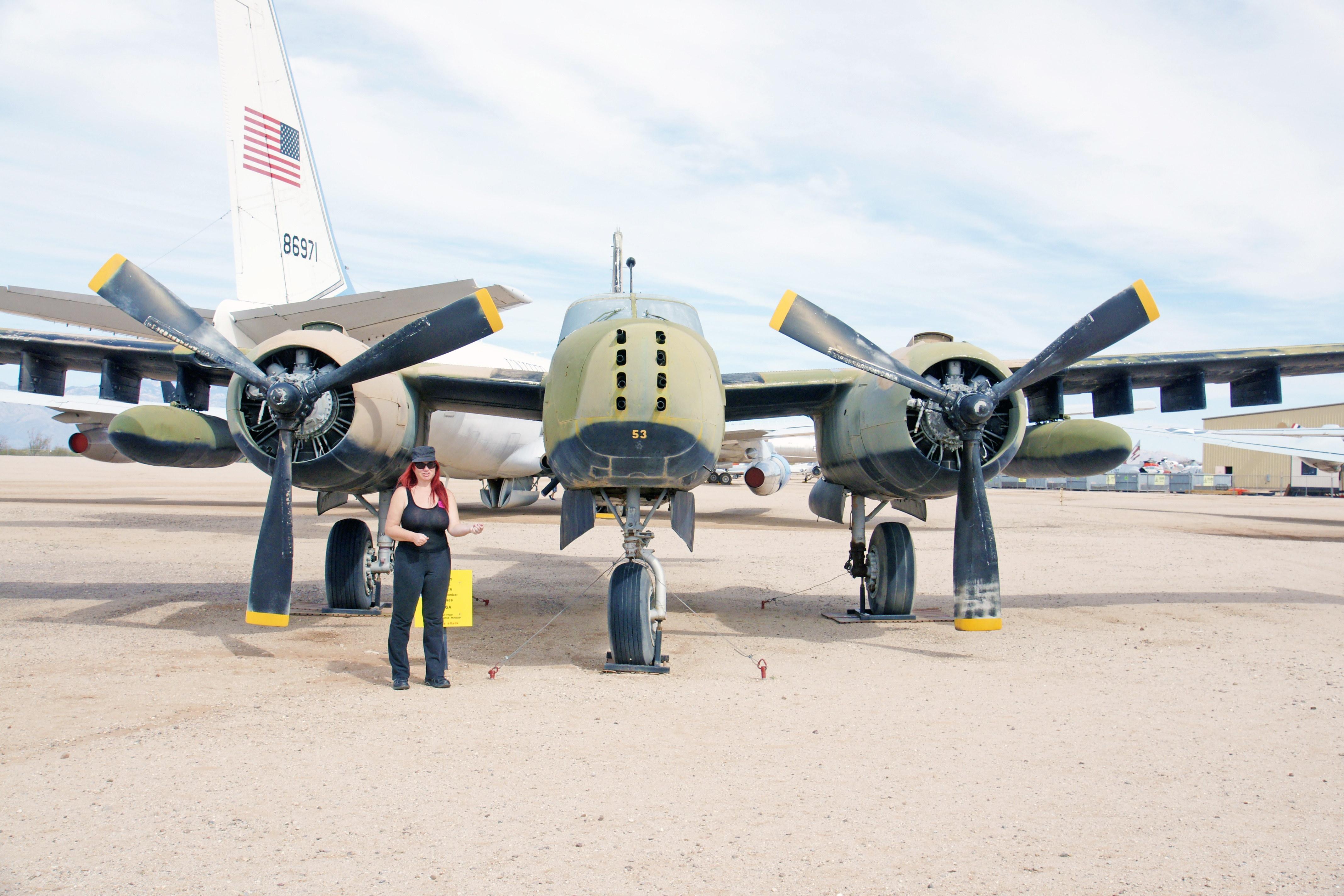 Douglas B-26K Invader