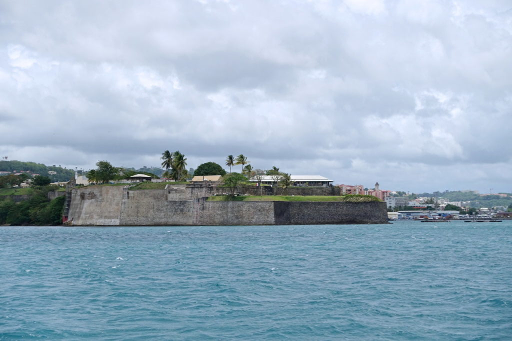 The namesake of Fort-de-France.