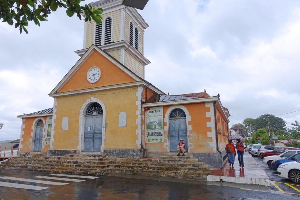 Église Notre Dame de la Bonne Délivrance.
