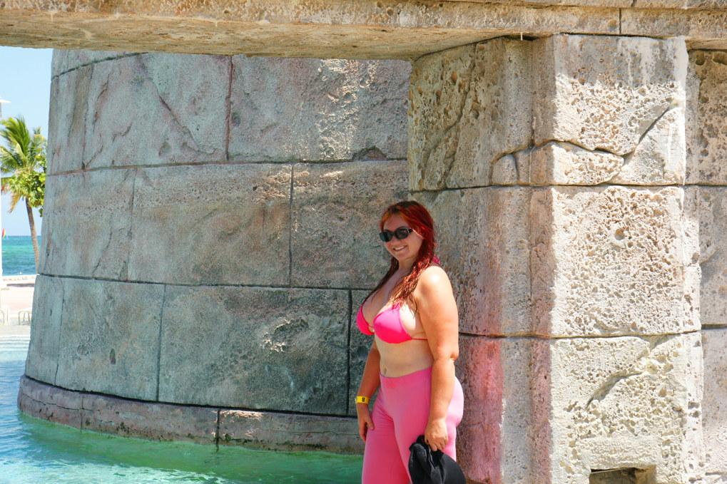 The Grand Lucayan swimming pool.
