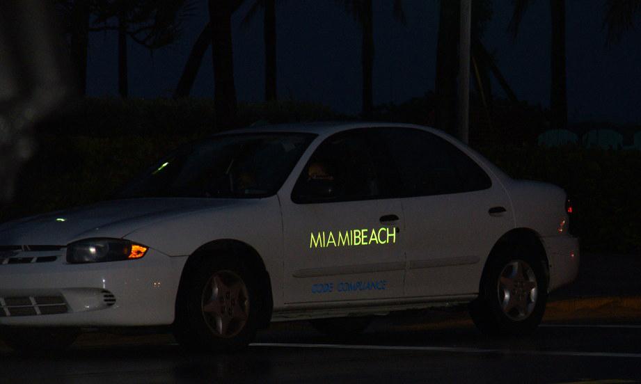 Miami Beach's Finest.