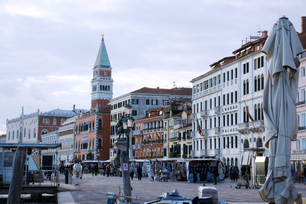 Campanile di San Marco, the bell tower of St Mark's Basilica.