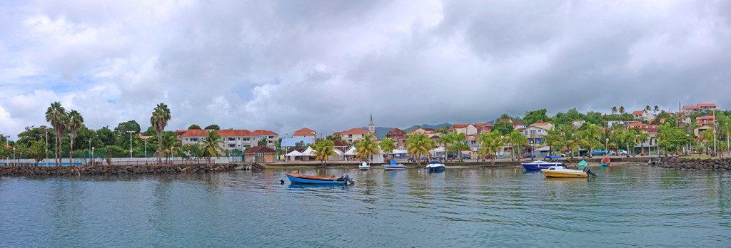 Les Trois-Îlets, Martinique.