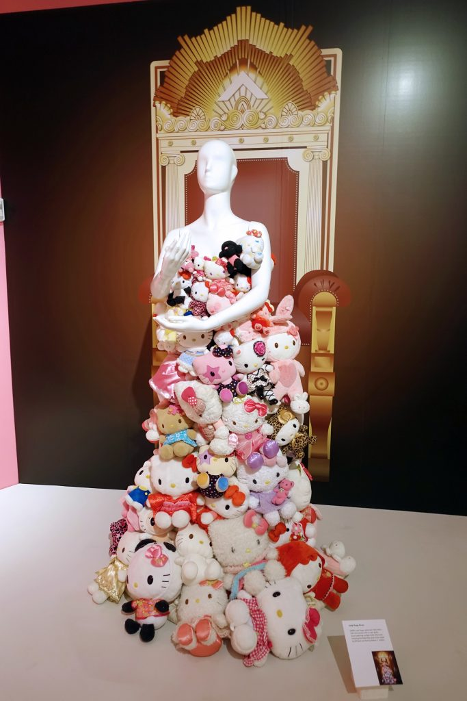 A Hello Kitty Meat Dress.  No, thank you!