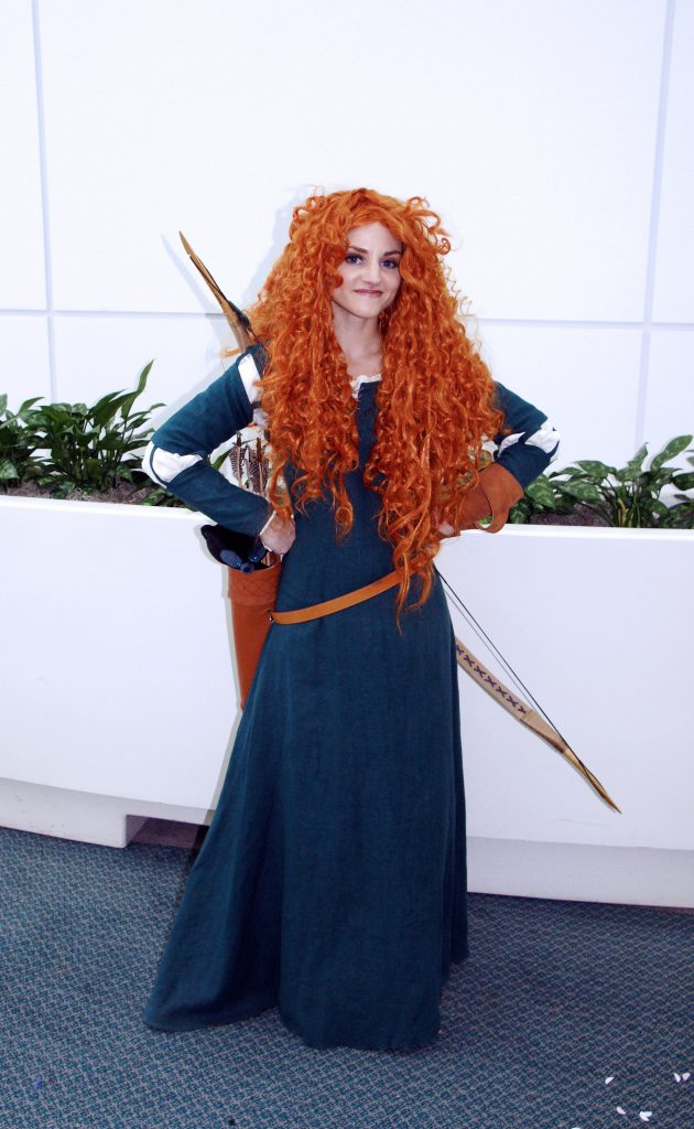 Princess Merida of DunBroch two.