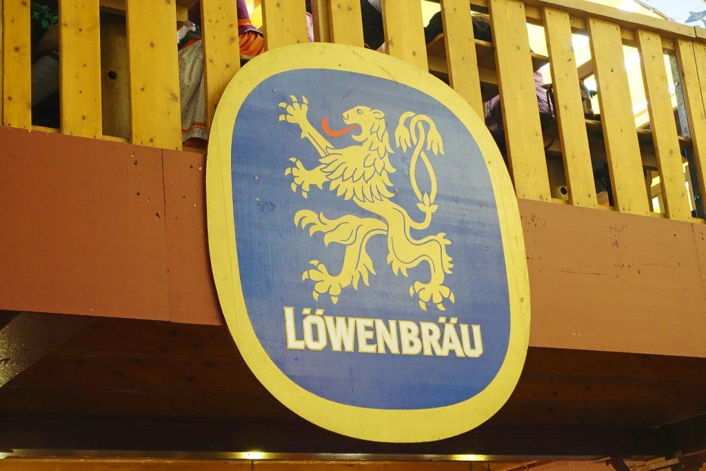 Lion's Brew, Ein Bier wie Bayern.