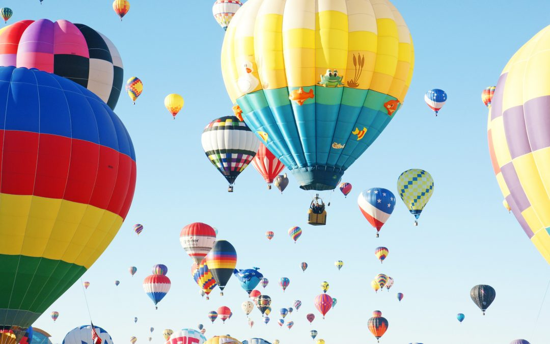 Albuquerque International Balloon Fiesta – Part 1