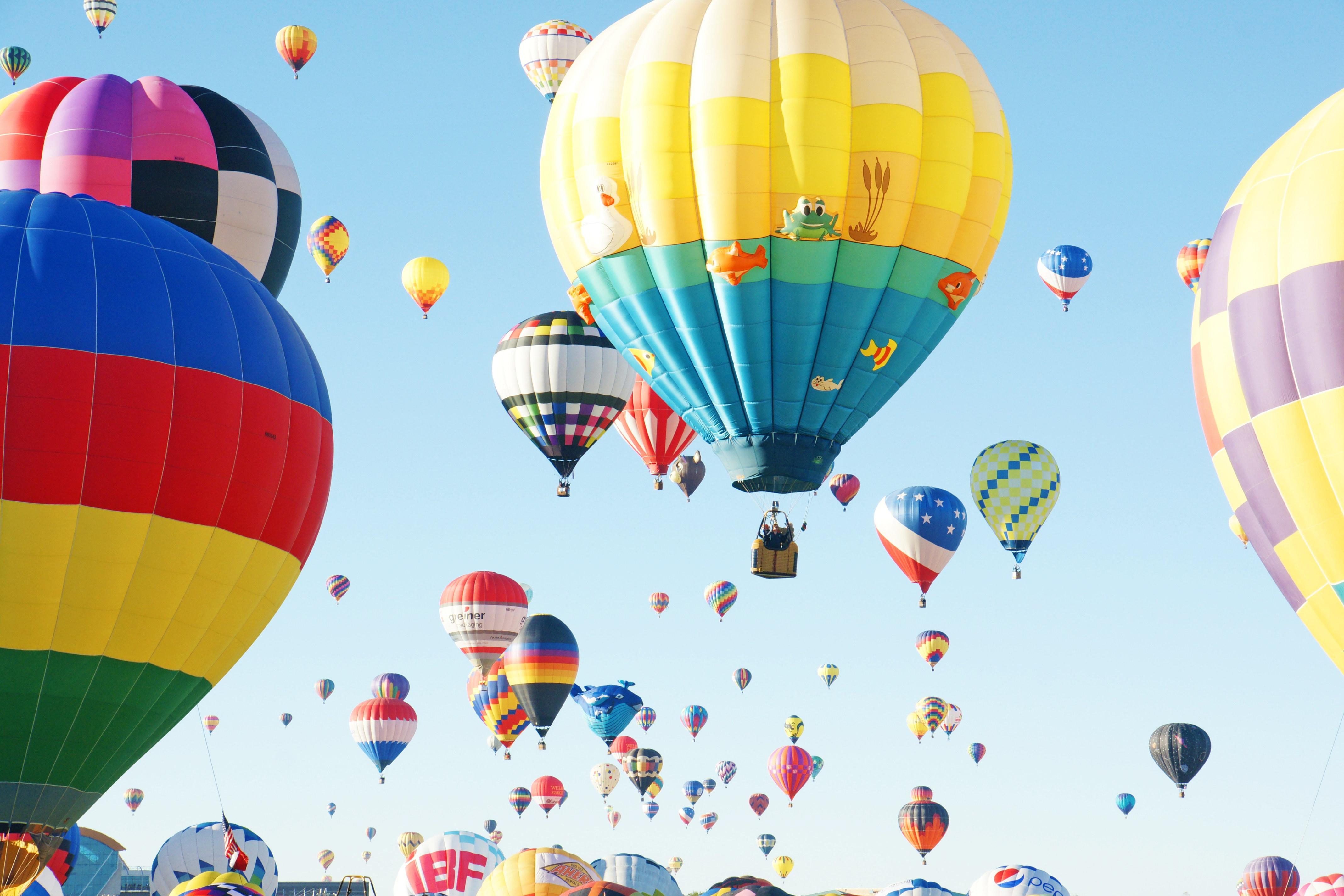 Albuquerque International Balloon Fiesta – Part 1