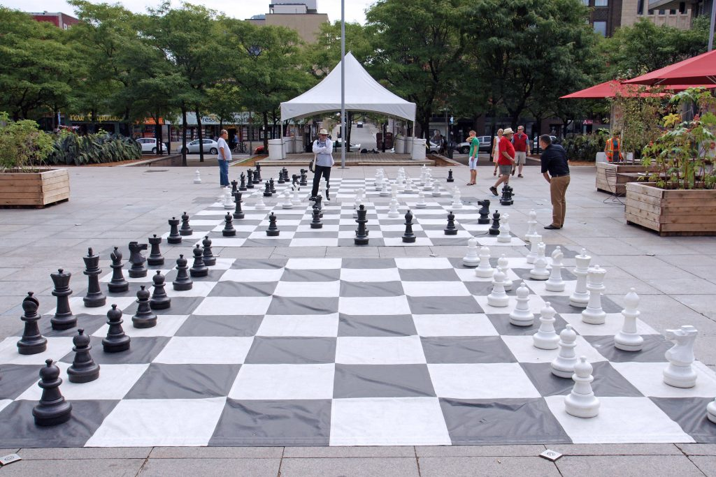 A strange game. The only winning move is not to play. How about a nice game of chess?