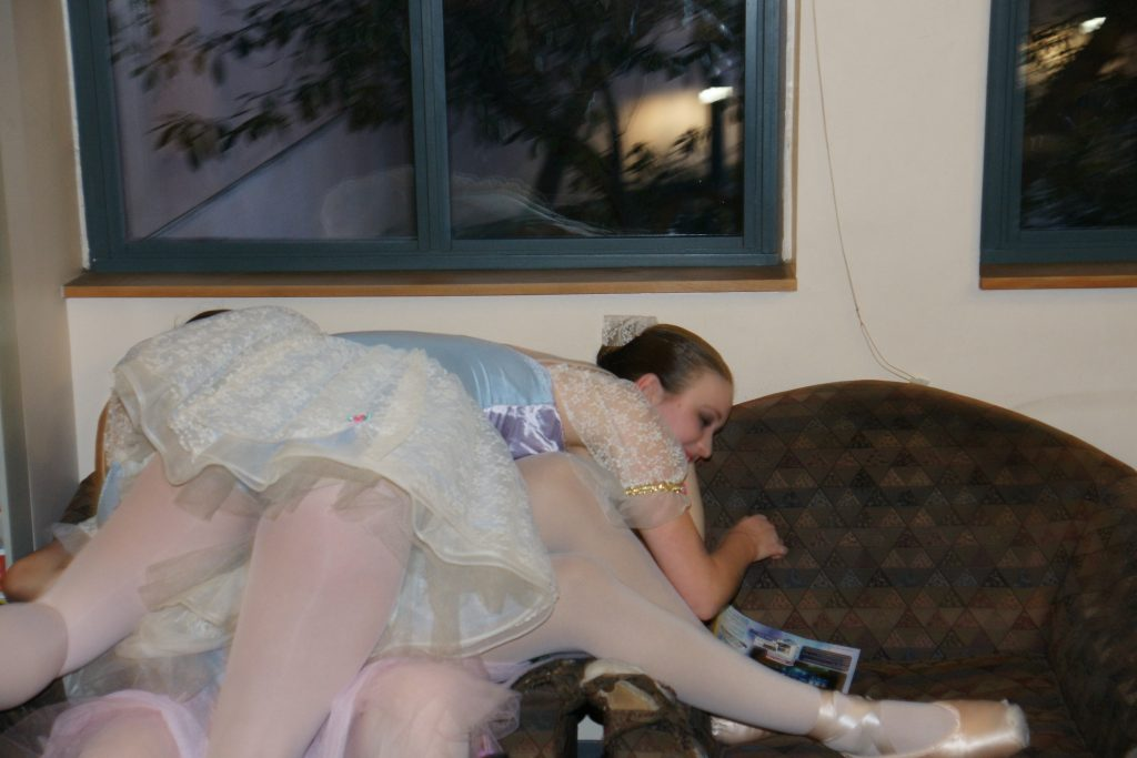 Just another pile of ballerinas....