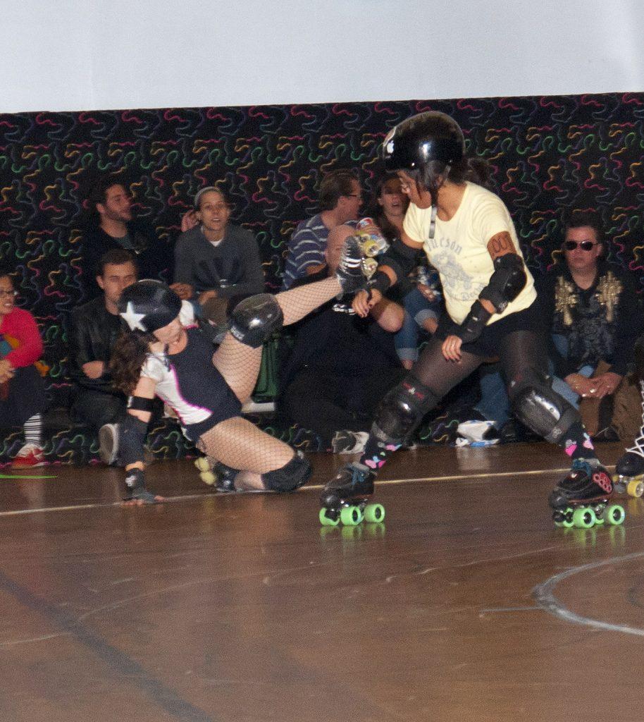 Skater: 0.  Gravity: 1.