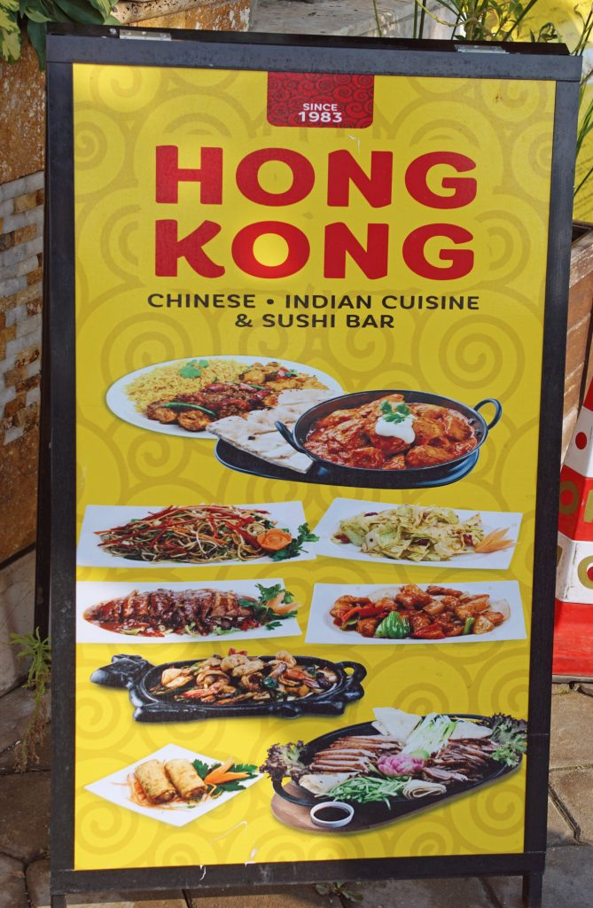 Genuine Asian cuisine!