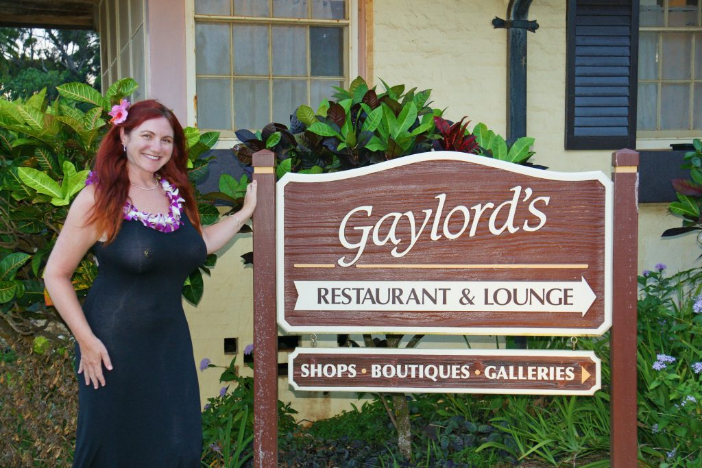 Gaylord's, an island tradition since 1986.