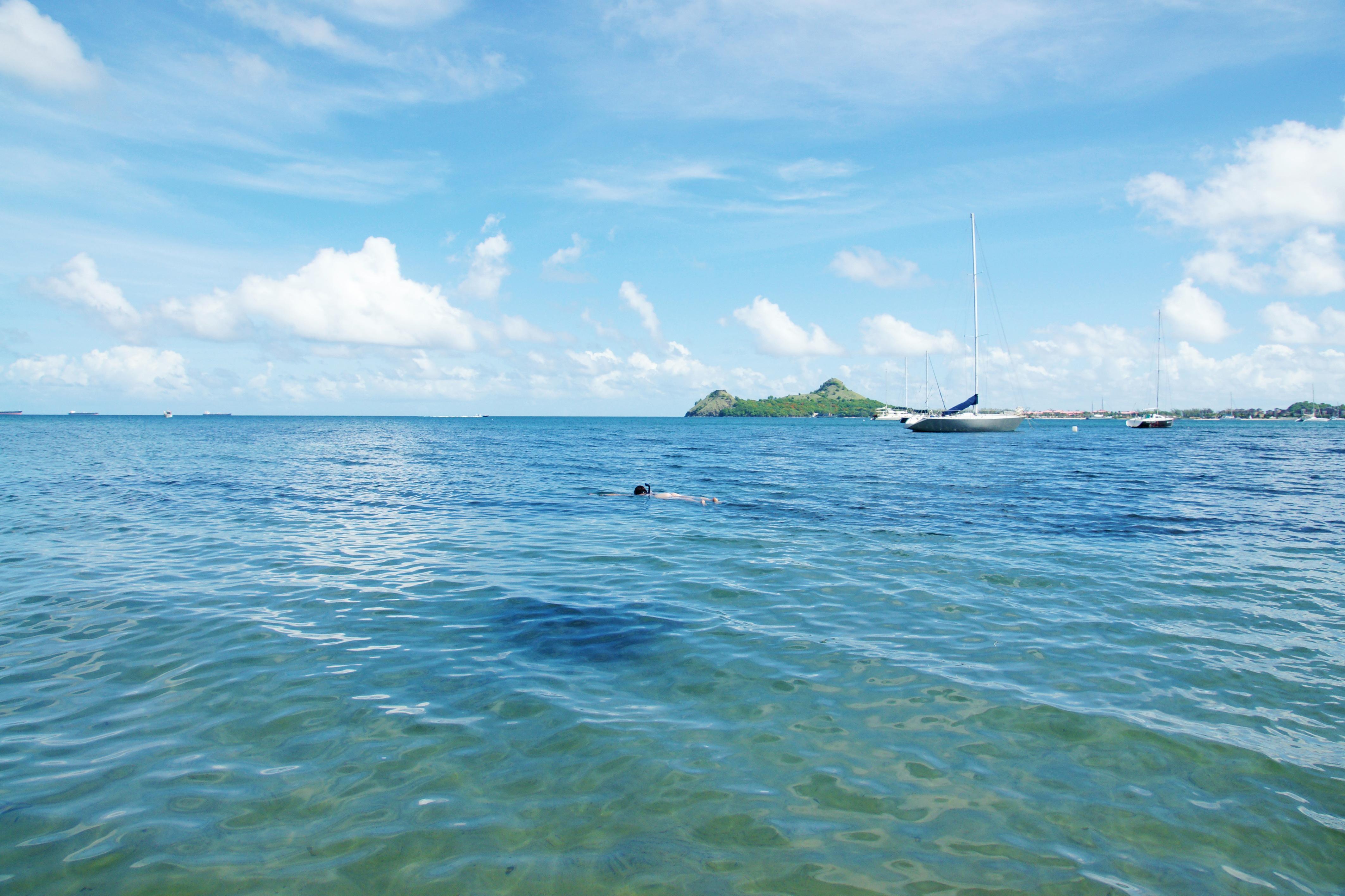 Loving Saint Lucia