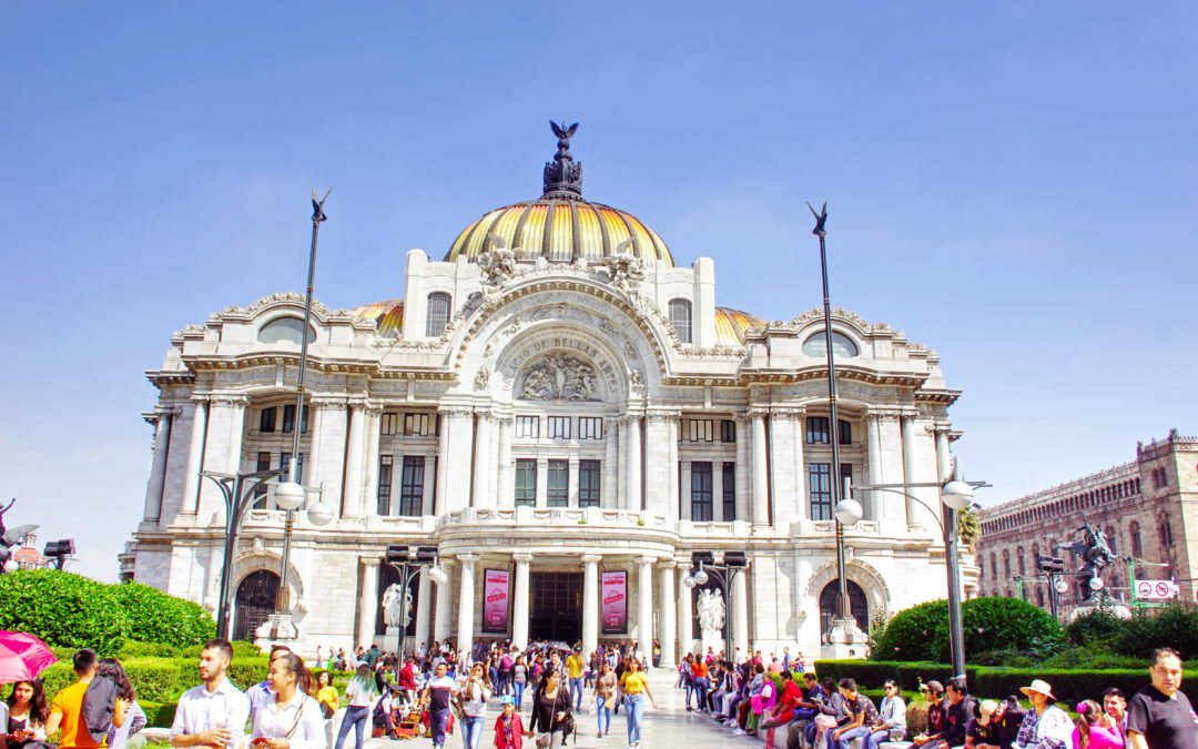 Mexico City – Part 1