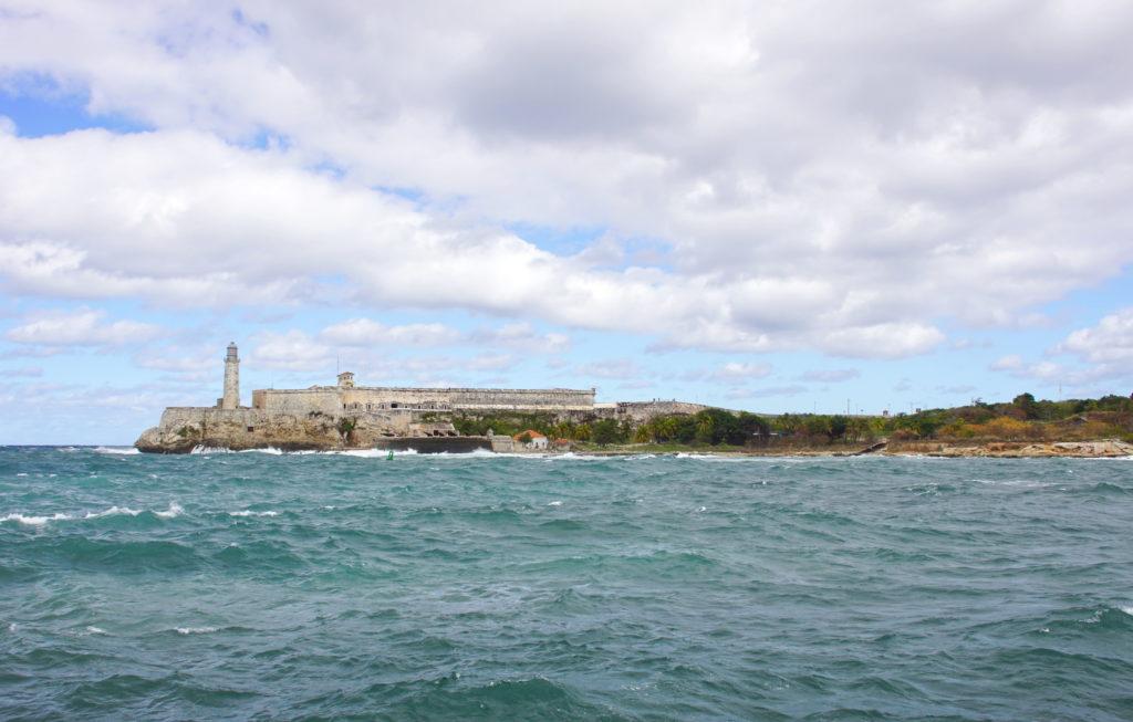 Castillo de los Tres Reyes Magos del Morro, protecting Havana harbor.