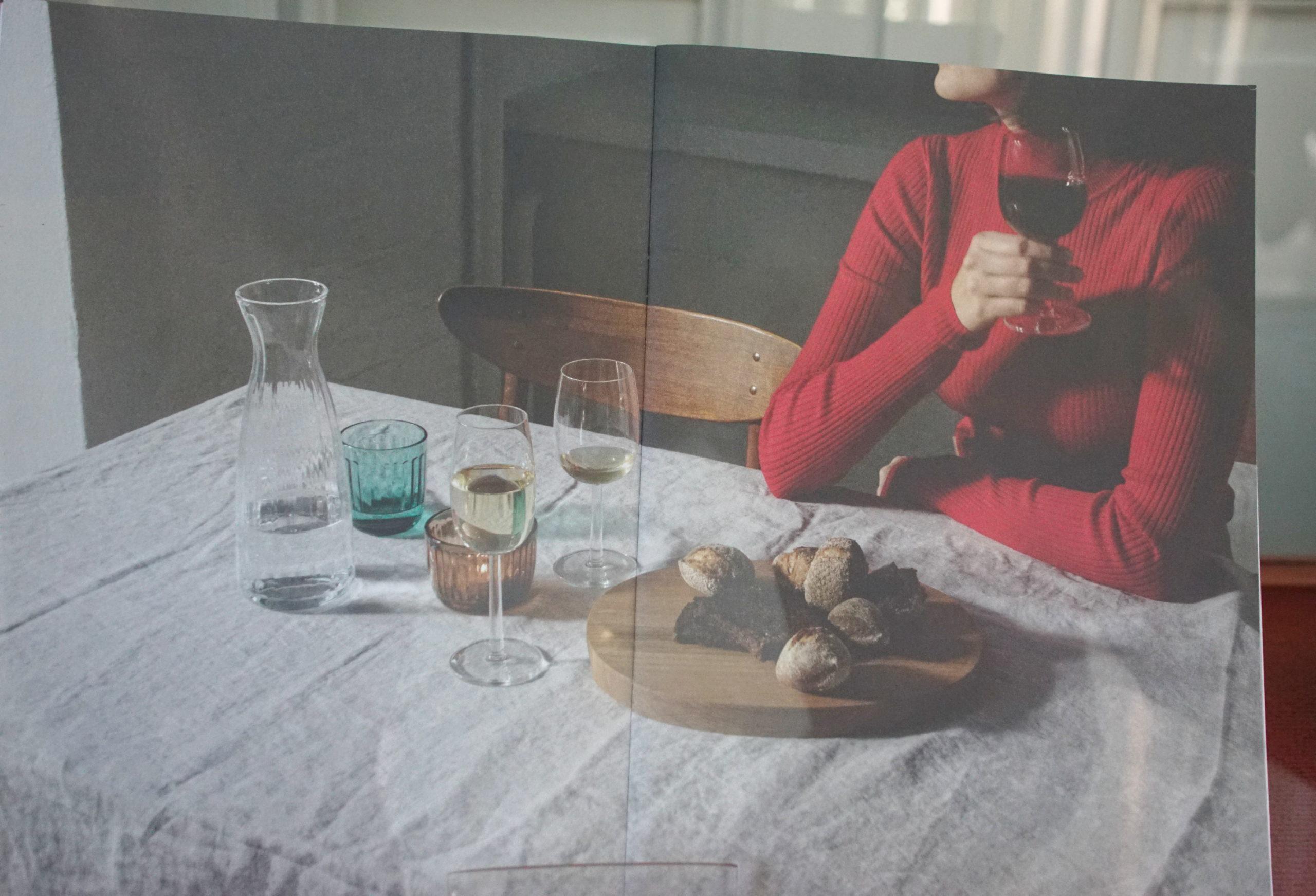Dinner, Euros-style.
