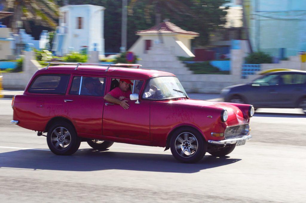 A pimped-out Cuban classic.