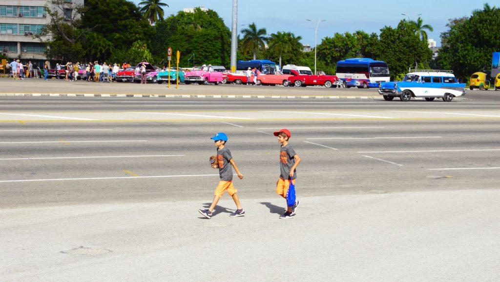 Cubans being Cuban.