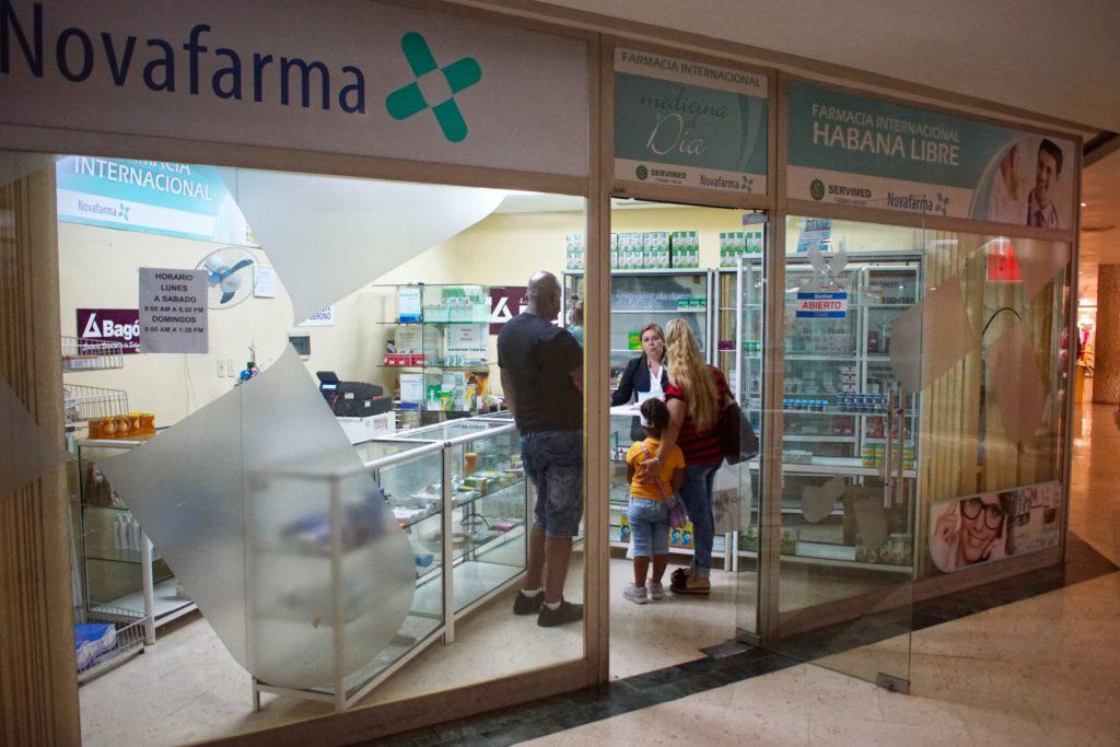Farmacia Internacional!