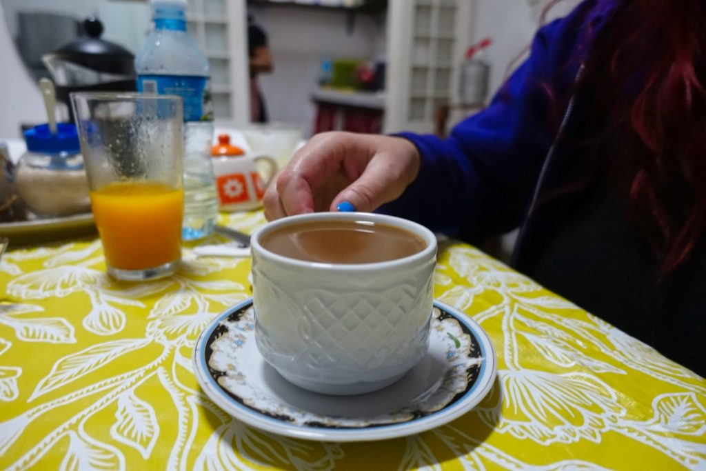 Coffee, Cuba-style.