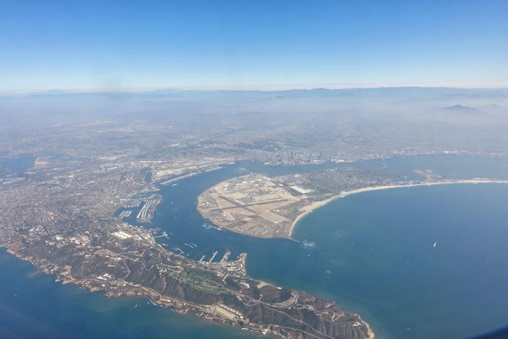 Good bye, San Diego!