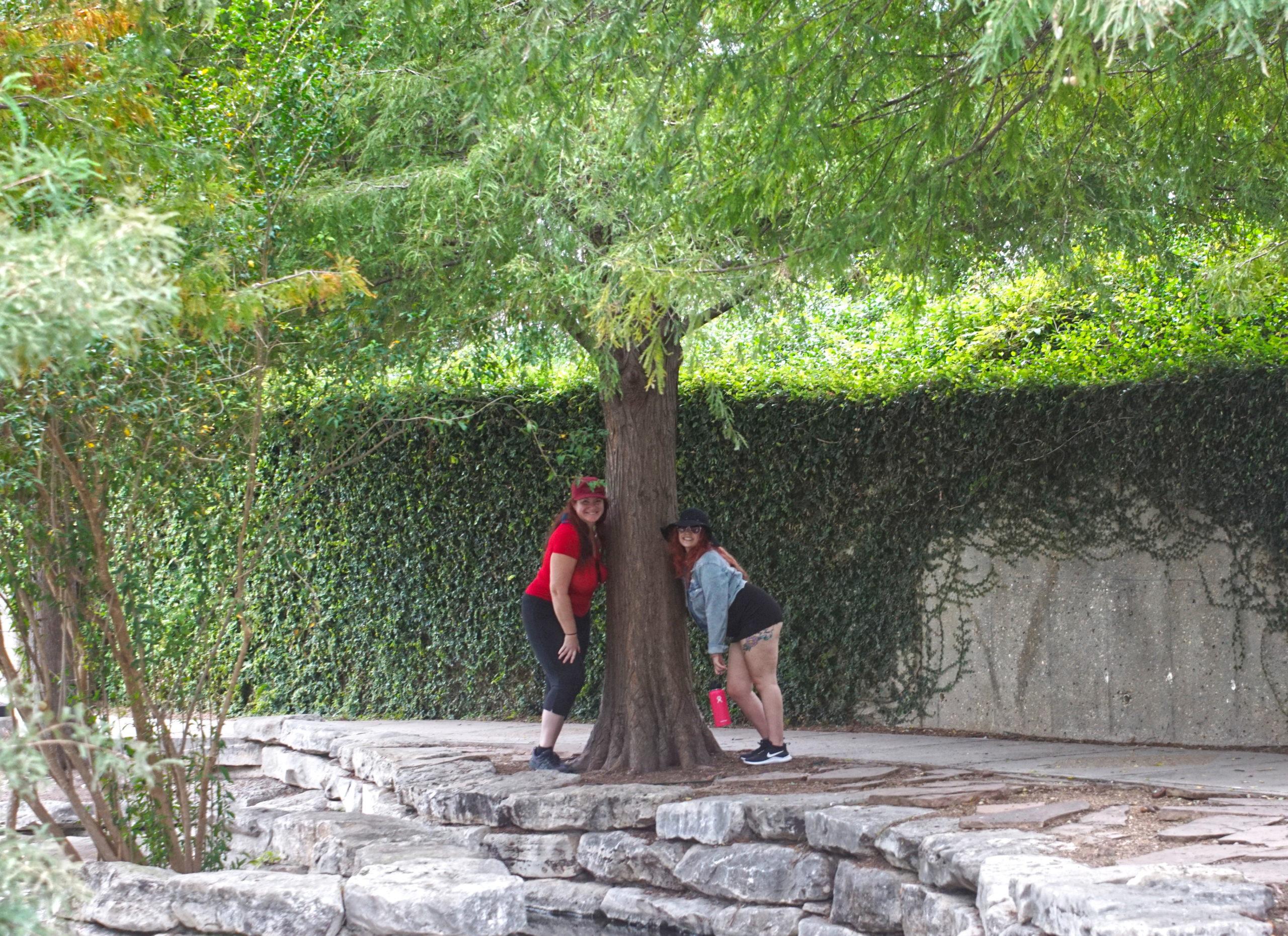 Tree's Company.  Haha, get it?