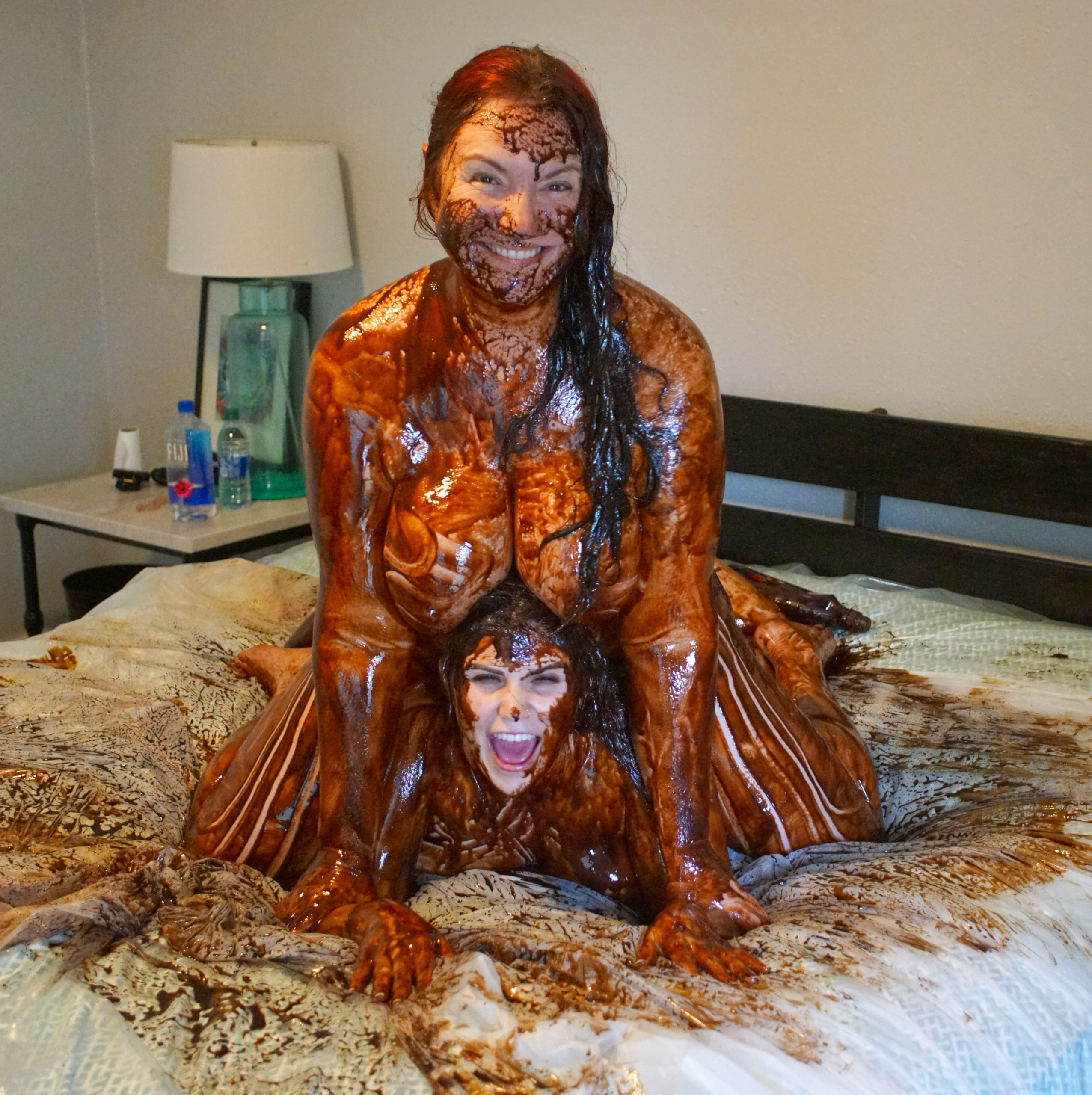 Cuddle Puddle, in chocolate!
