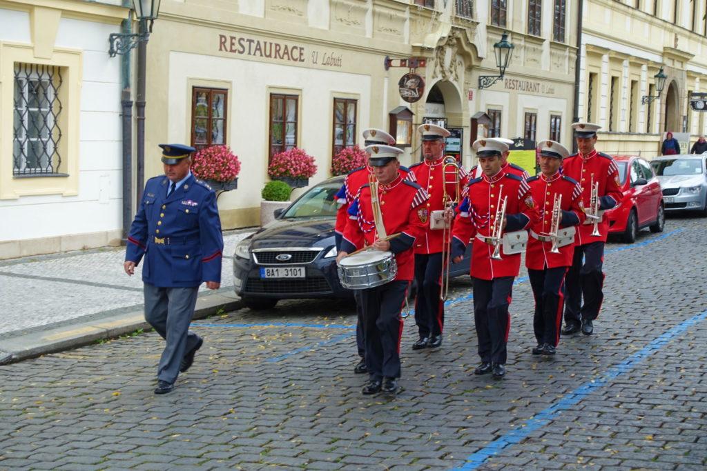 Not quite the Prague Symphony Orchestra.