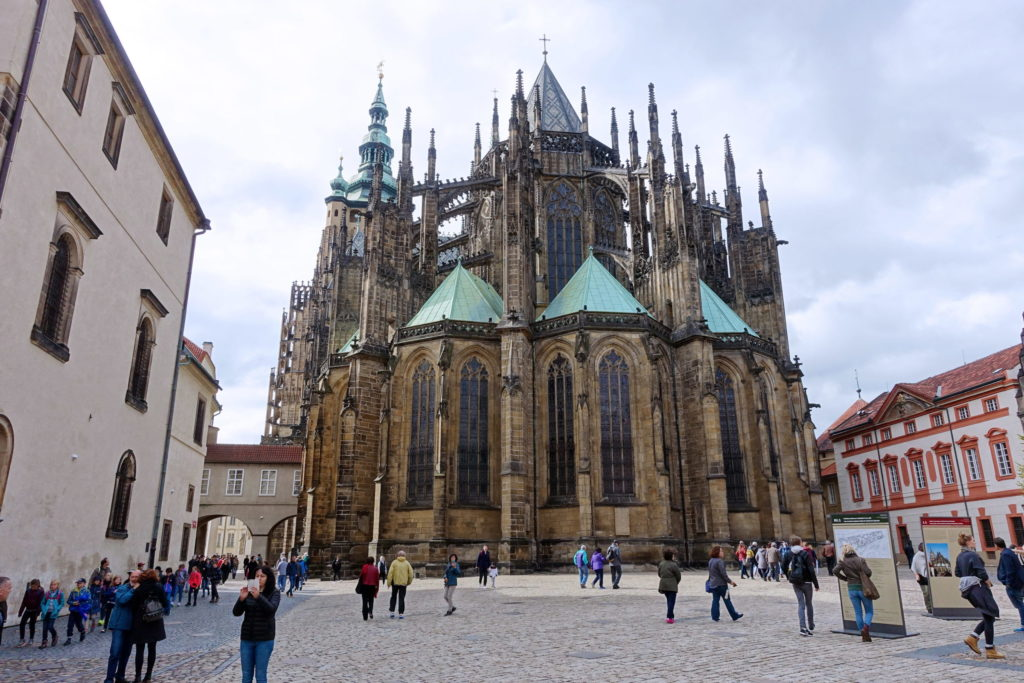 I like flying buttresses and I can not lie.